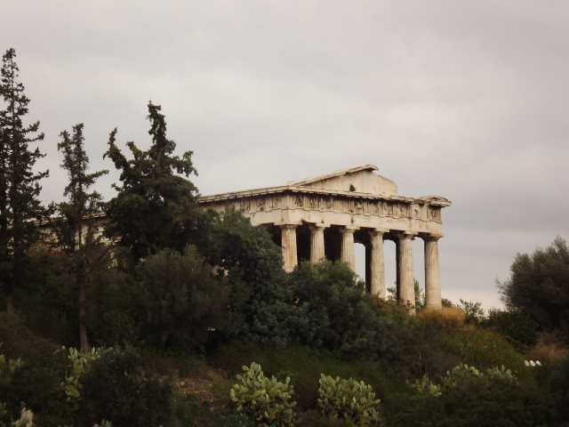 The Ancient Agora Of Athens Looknwalk Greece